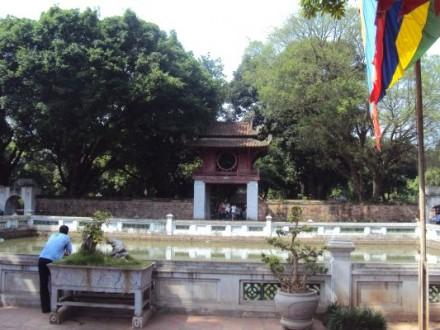 temple de litterature